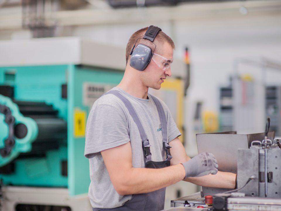 Oferta pracy Canexpol - Operator Maszyn